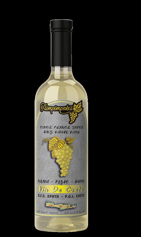 Dry whine wine